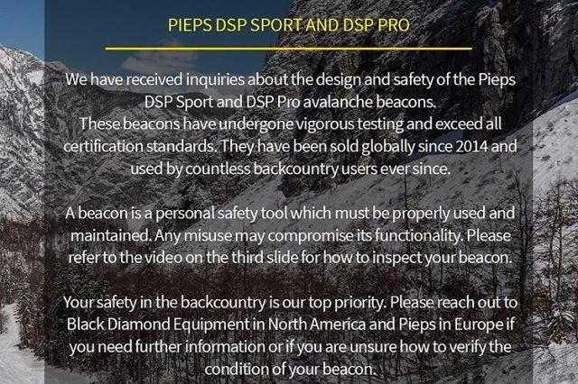 Pieps DSP Pro Sport Upgrade_IG2
