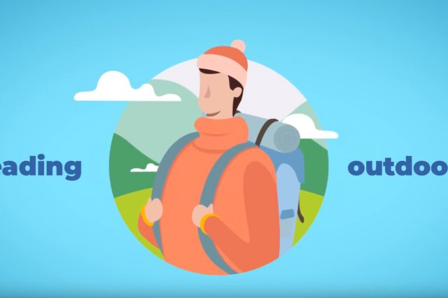 Leaving a Trip Plan Is Super Easy With The AdventureSmart App