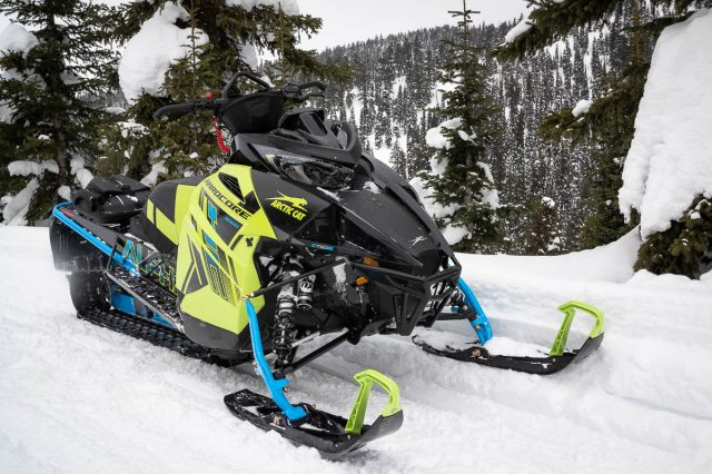 BRP and Arctic Cat Reach Settlement Allowing Sales of MY2021 Arctic Cat Sleds in Canada