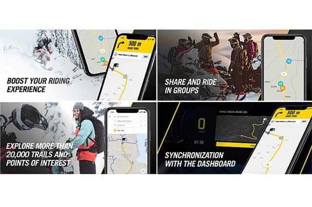 BRP Announces BRP GO! Navigation App