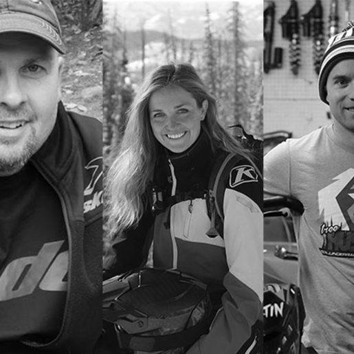 Ski-Doo Adds Three New Ambassadors