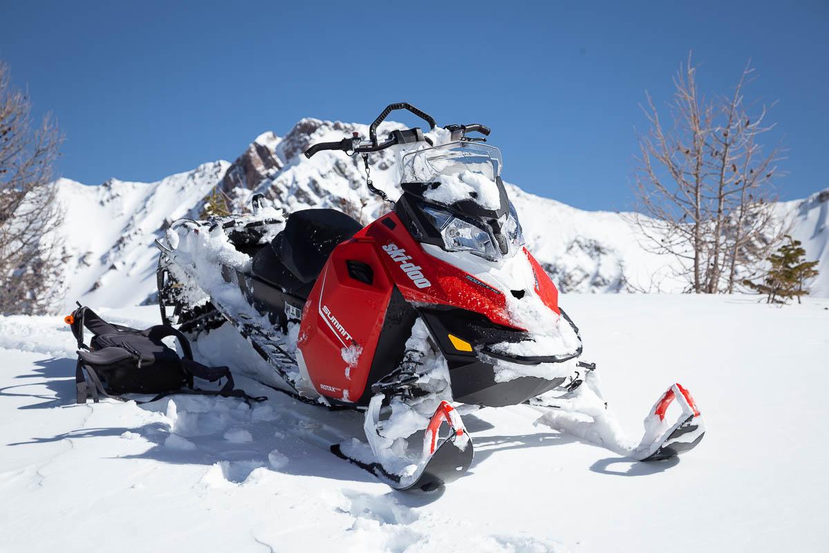 What I Choose To Ride Ski-Doo 15 16 Summit_