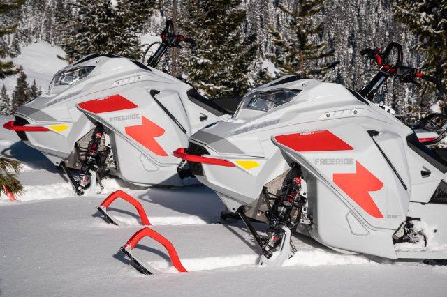 What I Choose To Ride Ski-Doo Freeride Suspension_