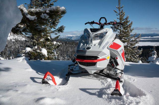 What I Choose To Ride Ski-Doo Freeride_