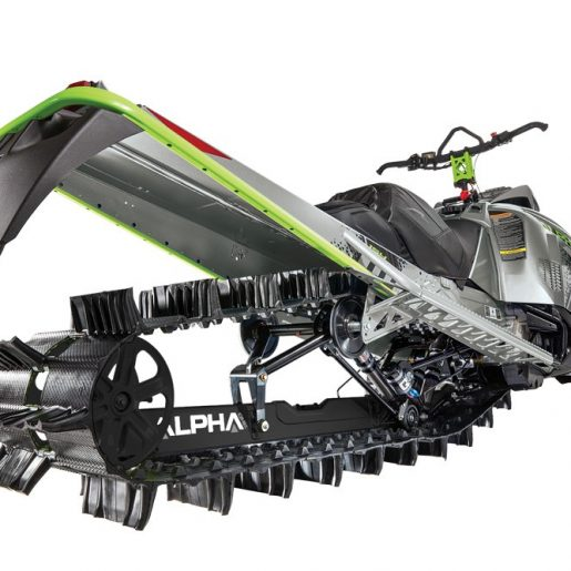 Arctic Cat Makes ALPHA ONE Conversion Kit Available
