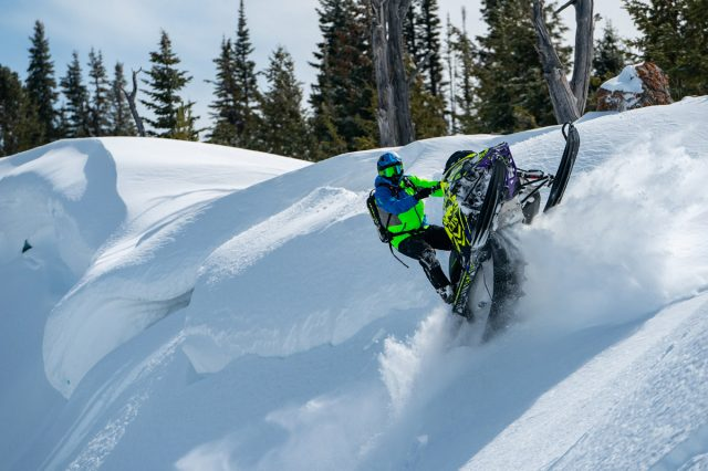 Arctic Cat Sled Giveaway in Support of AIARE
