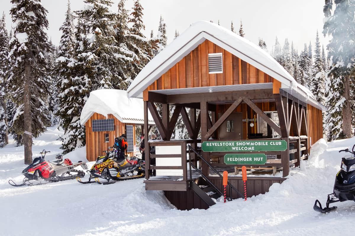 RSC Frisby Ridge Cabin