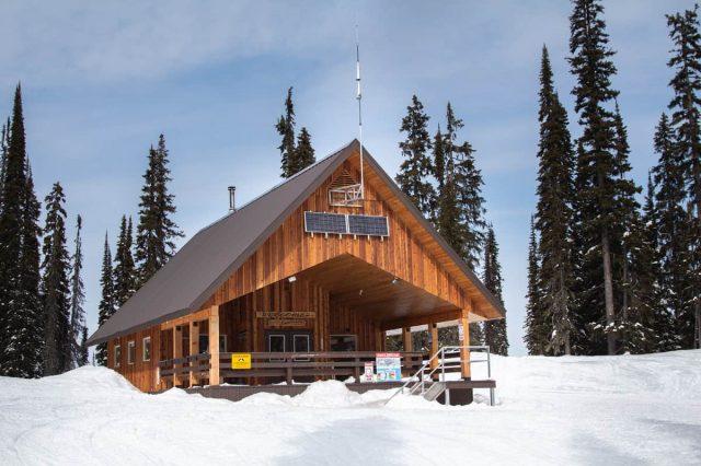 RSC Boulder Mountain Cabin