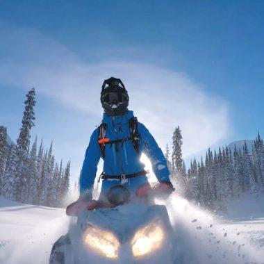 VIDEO – 2021 Ski-Doo Summit Expert 850 Turbo Review