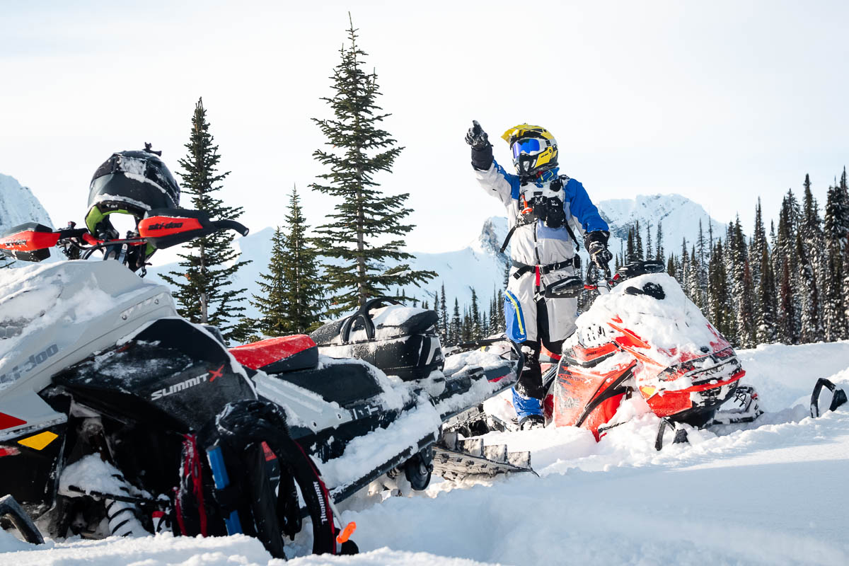 Ski-Doo Summit 850 Turbo Review