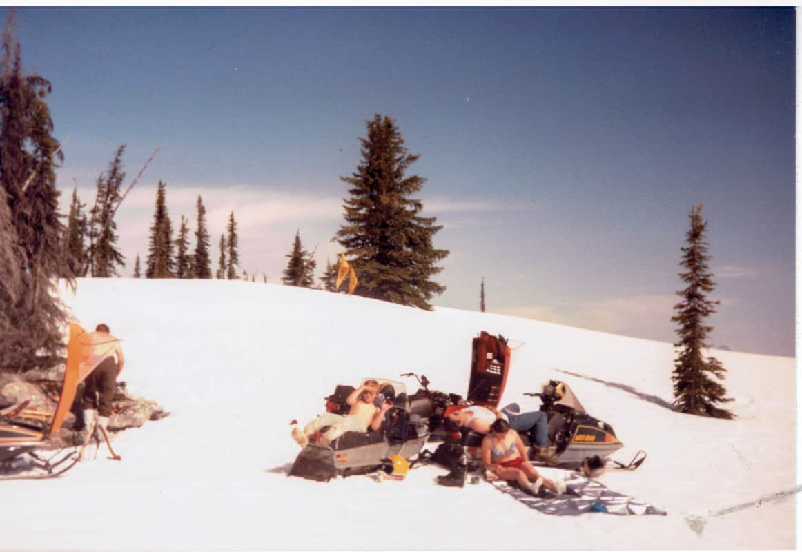 Revelstoke Snowmobile Club Spring