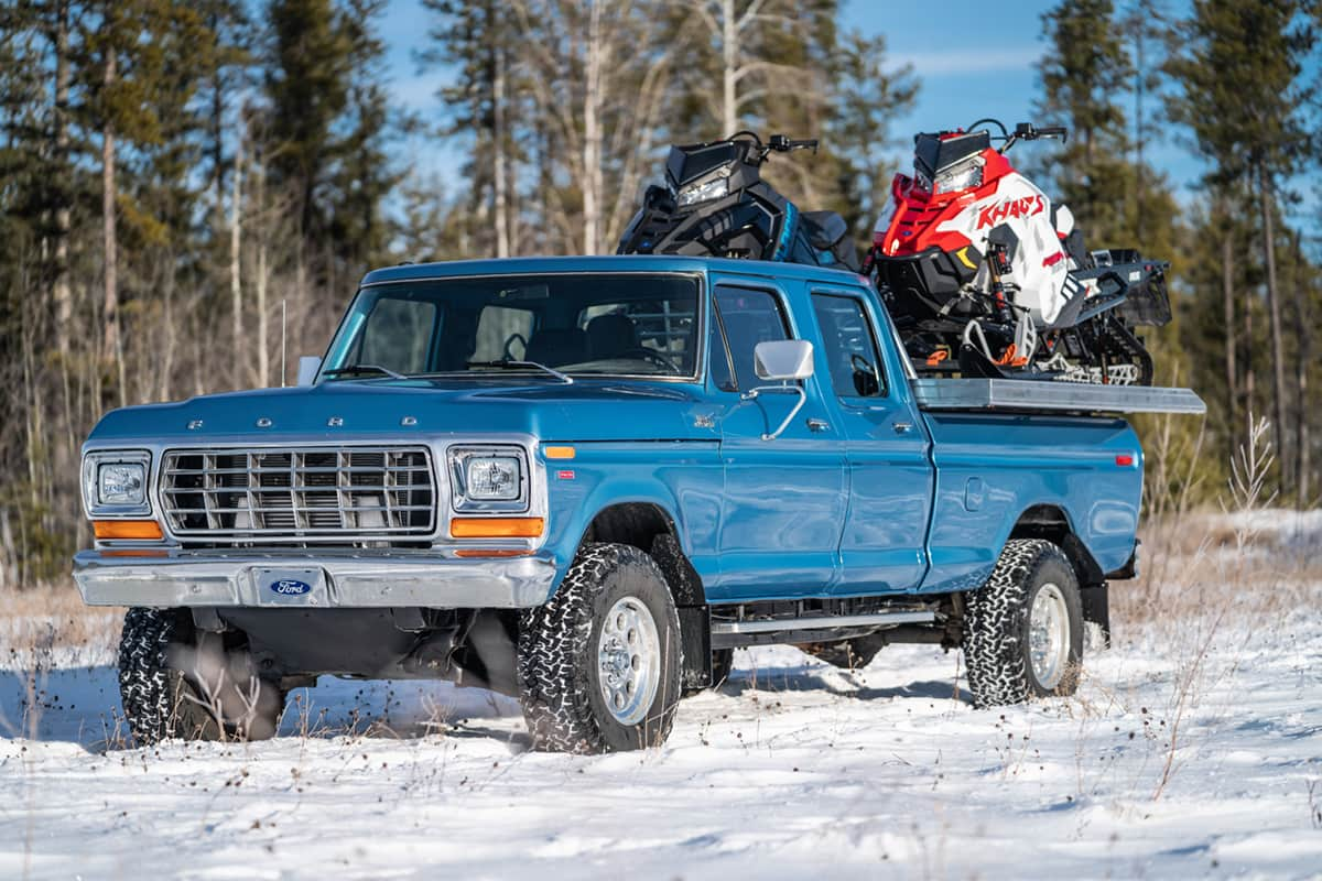 sled haulerz 1979 ford f-250 featured