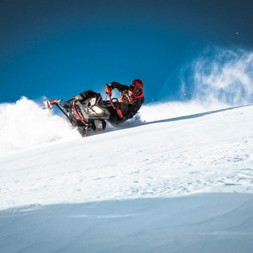 2022 Ski-Doo Snowmobile Mountain Lineup