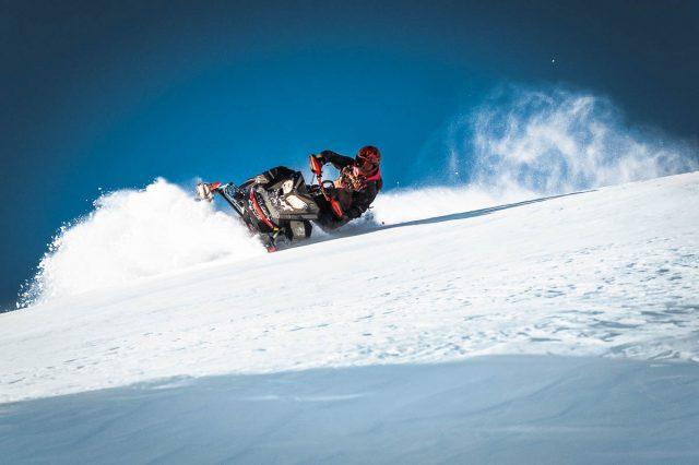2022 Ski-Doo Snowmobile Mountain Lineup
