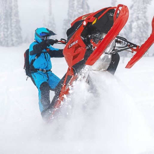 2022 Lynx BoonDocker DS Mountain Snowmobile