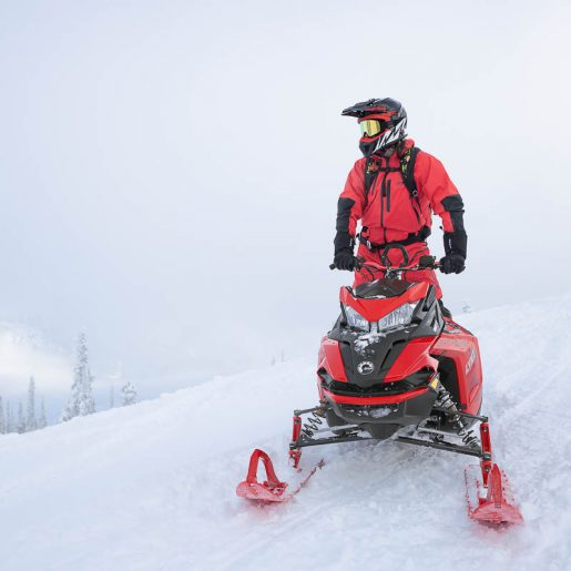 Lynx Snowmobiles Available in North America for MY2022