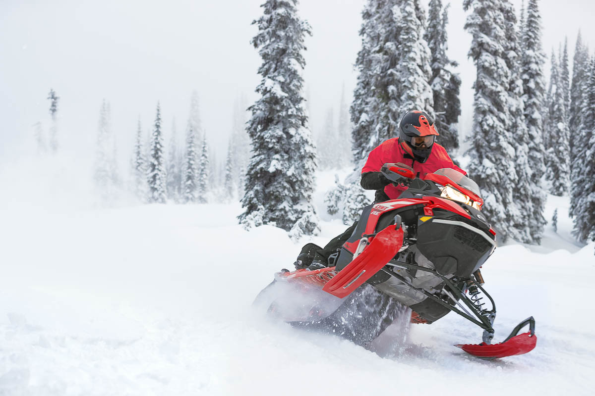 Lynx Snowmobiles North America_
