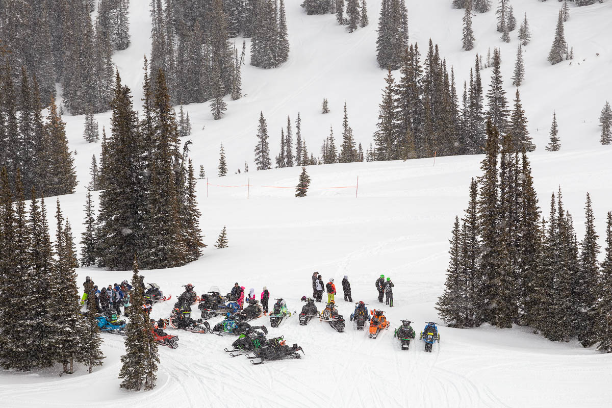 Mountain Snowmobile Budget New Riders