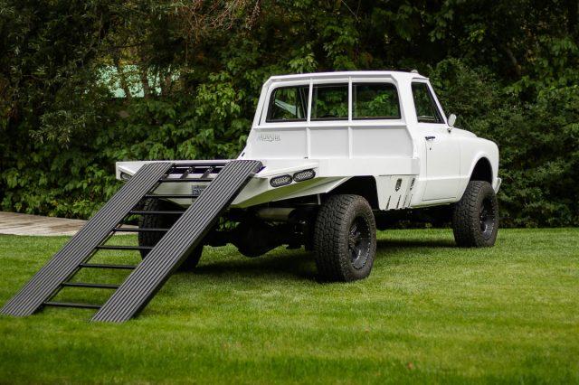 Sled Haulerz 1969 Chevrolet C30 Munster_-3