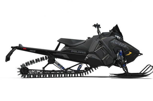 2022 Polaris Snowmobile Lineup_