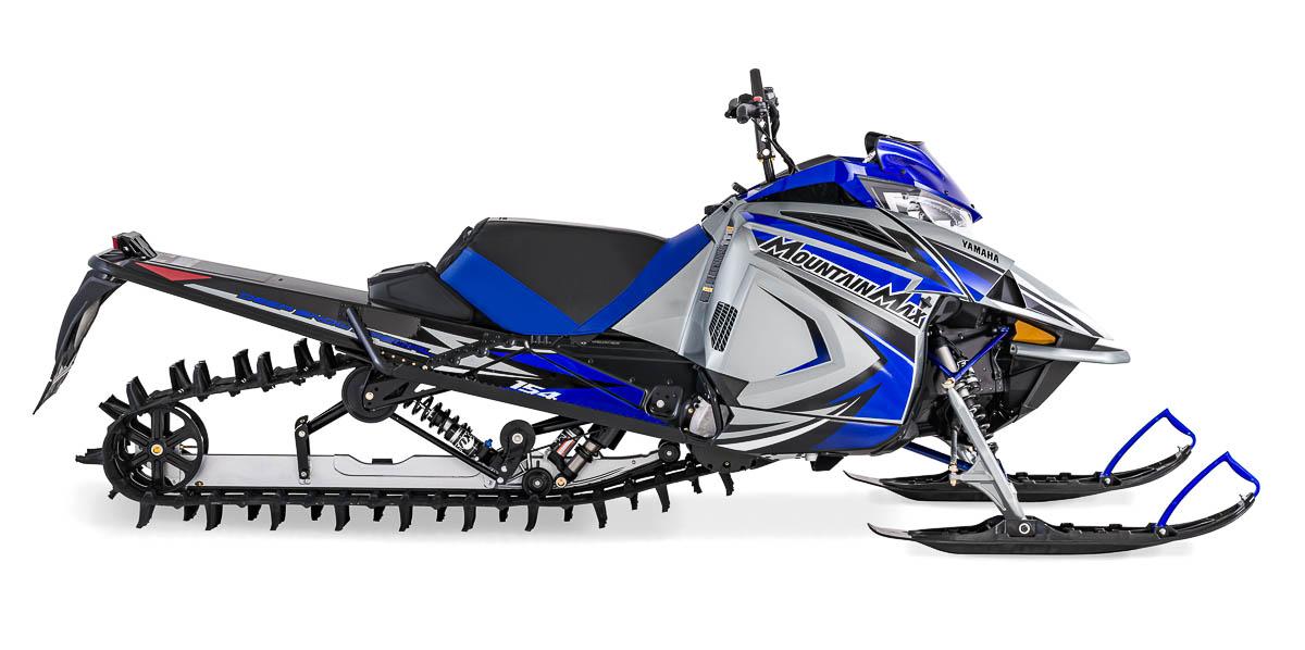 2022 Yamaha Mountain Max SL