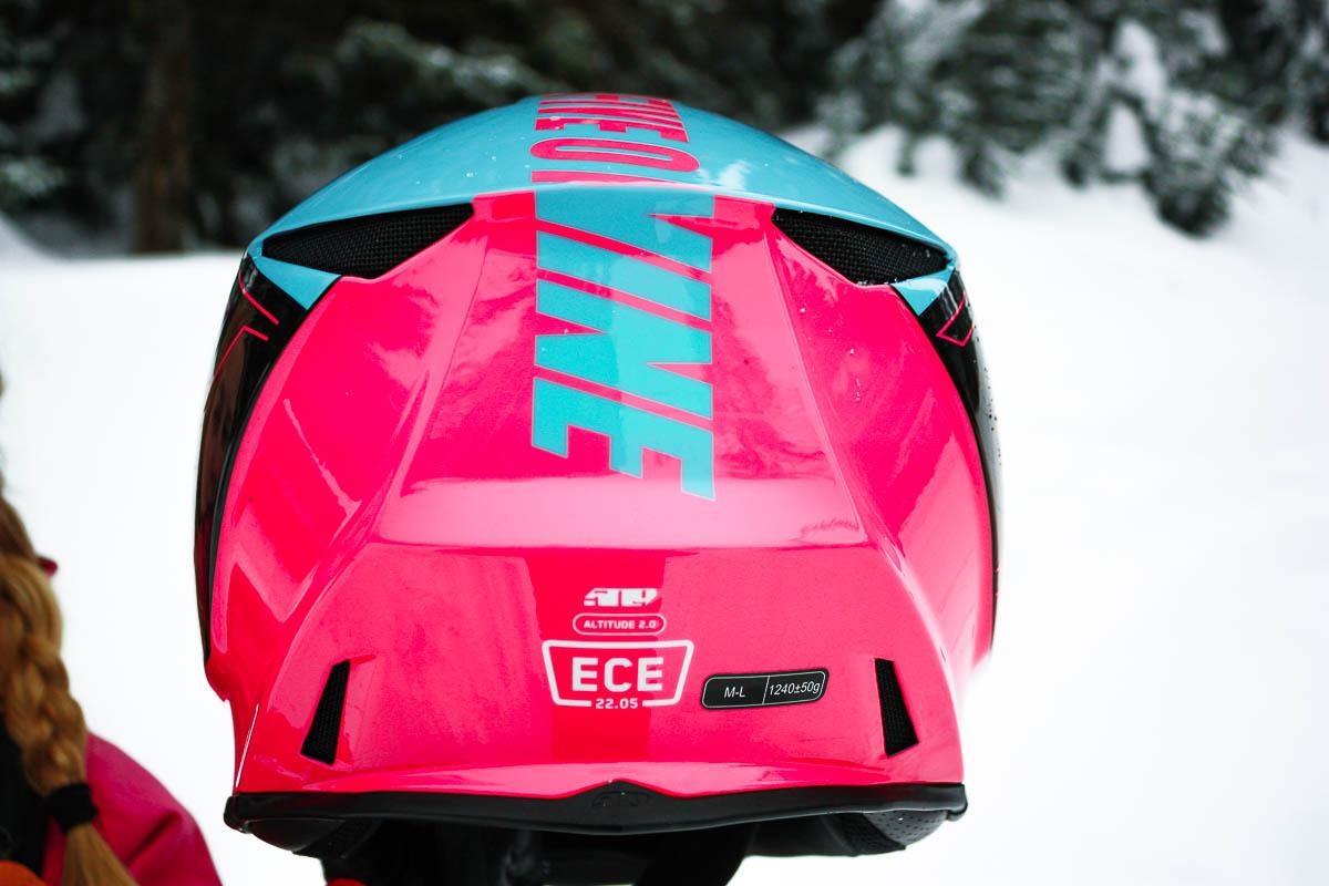 509 Altitude 2.0 Helmet Review