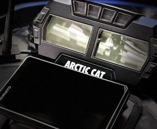 Arctic Cat to offer Garmin TREAD GPS Kit for Snowmobiles