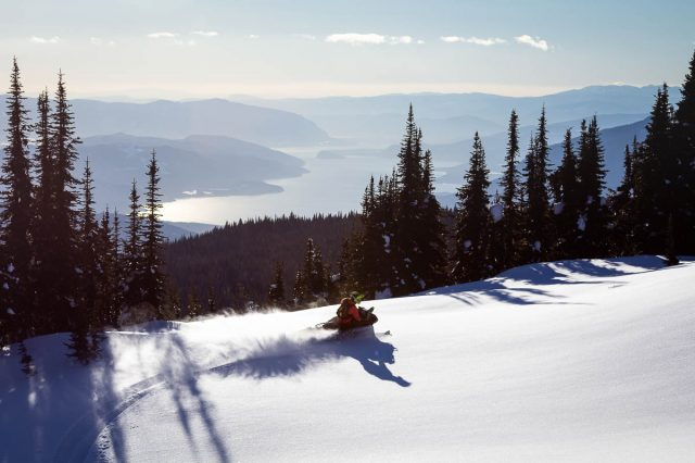 BCSF Works for Protection of Outdoor Recreation Opportunities and Established Snowmobile Trails in BC
