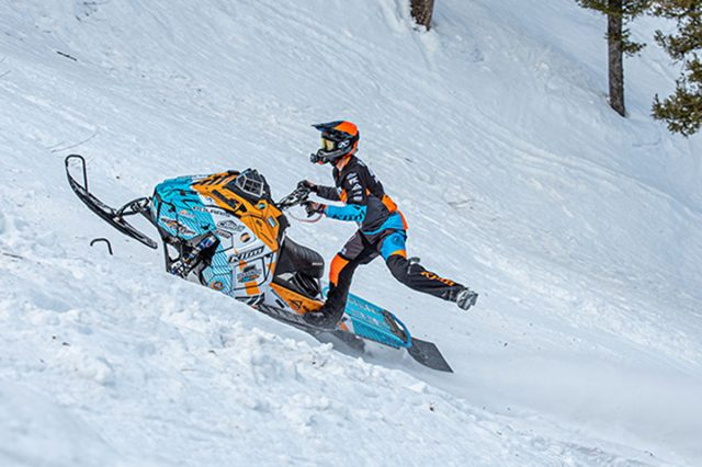 Polaris Ready for RMSHA 2022 With New Engine Technology