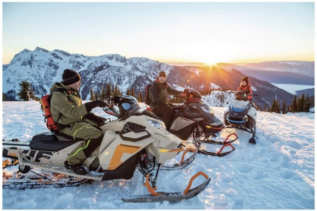 Ski-Doo launches Snow PASS grant program to support grassroots efforts
