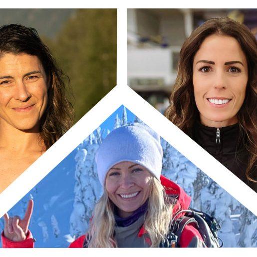 Ski-Doo Adds 3 New Women Ambassadors to Team