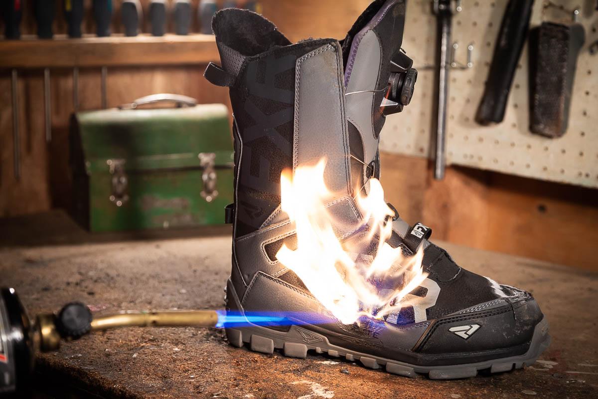Snowmobile Boot Durability Test_-10