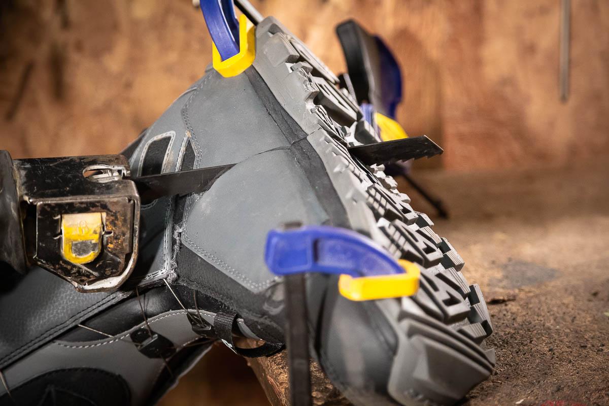 Snowmobile Boot Durability Test_-5