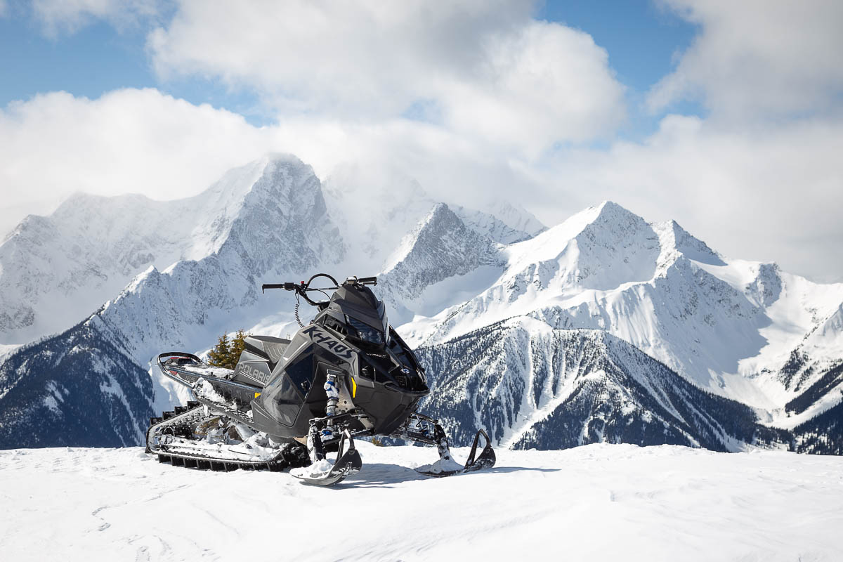 Snowmobile Development_