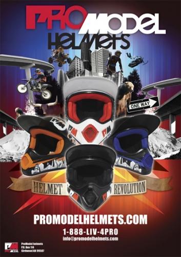 Pro Model Helmets