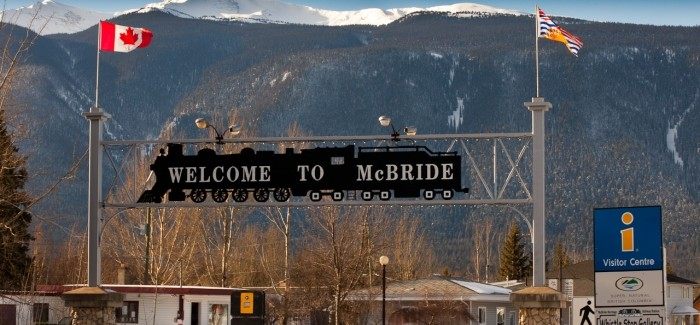 Snowmobiling in McBride, BC – A Real Welcome